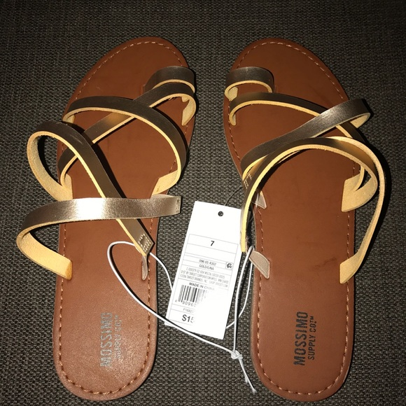 Mossimo Supply Company Sandals My Posh Closet T